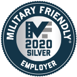 2020 Silver | Military Friendly Employer